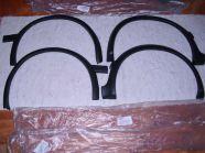 Golf 2 műanyag sárvédőívek
