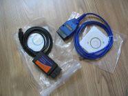 Diagnosztikai kábel USB VAG több féle típus