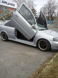 Opel astra g 16v