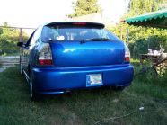 Civic 1.6 VTi
