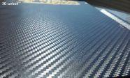 3D carbon, 4D carbon légcsatornás fóliák
