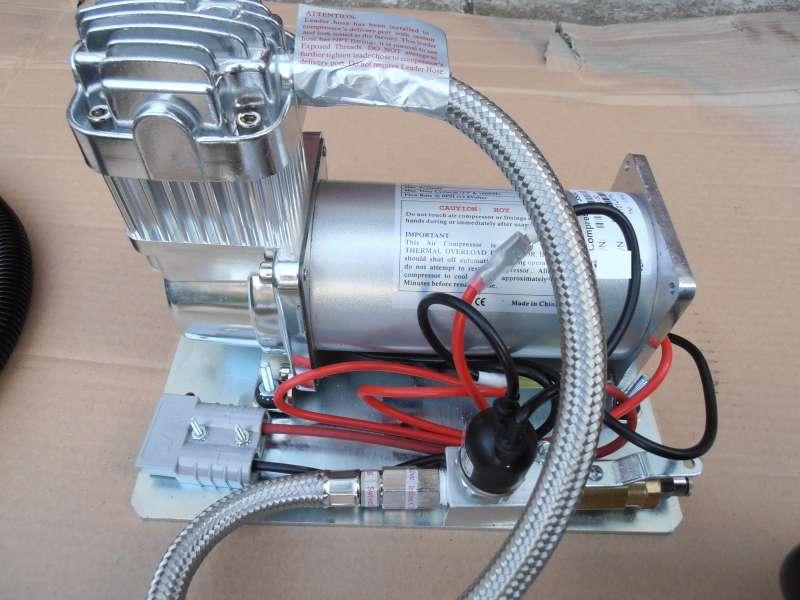 Airride (vagy bármihez) 12v-s kompresszor