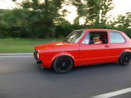 VW Golf I C Diesel