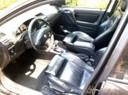 Opel Astra G Caravan bőr sport belső
