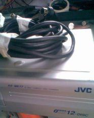 JVC CD tár