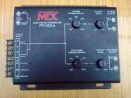 Mtx rt-x01a crossover, aktív hangváltó