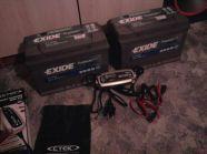 EXIDE Premium EA1050 105Ah akkumulátor