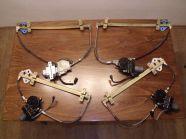 Seat Toledo elektromos ablakemelők