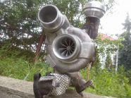 GTX2576V turbó 11 lapátos billet kompresszor ker