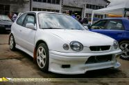 Toyota Corolla 1,3 16V  Csere is