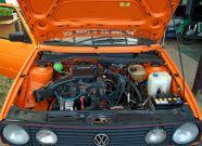 VW Golf 1.6 LPG