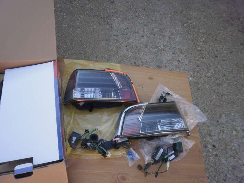 BMW E36 coupe ledes hátsó lámpa