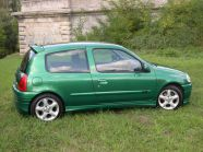 Renault Clio bodykit
