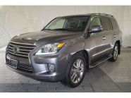 USED LEXUS LX570 2015 FOR SALE - ONLY ONE PREVIOUS OWNER