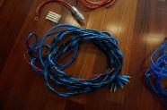 Teljes kábel szett