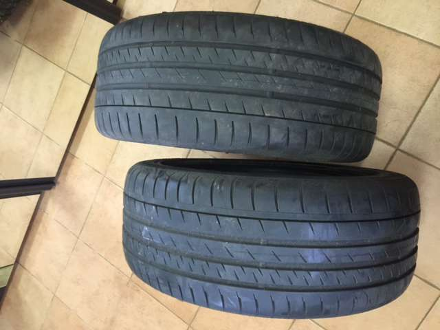 Continental ContiSportContact 245/45 ZR18