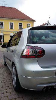 VW Golf 5 hátsó lámpa