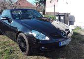 Mercedes SLK350 eladó