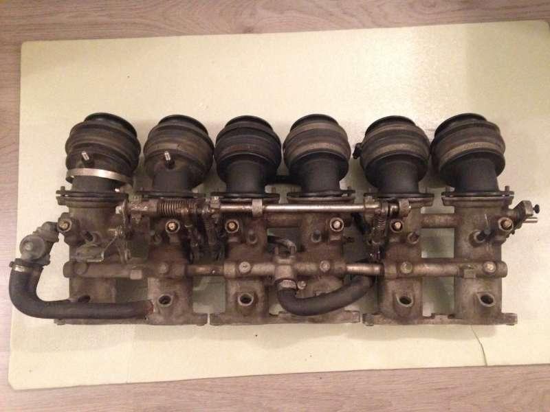 BMW E34 M5 3,6 szívórendszer eladó