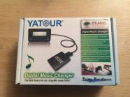 Suzuki swift2be yatour mp3/aux/usb atalakito