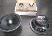 Audio System HX 165 Phase MK1 2 utas high-end komponens szett (Újszerű)