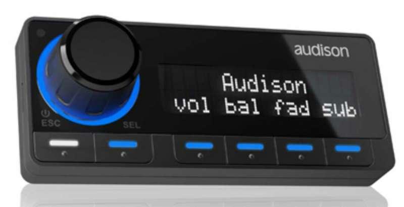 Audison bit one processzor