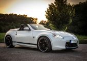 NISSAN 370Z Roadster (csomag 2) manual, navigation