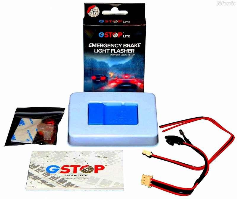 Gstop Lite Univerzális Led féklámpa villogtató vészfékezéskor Ebld
