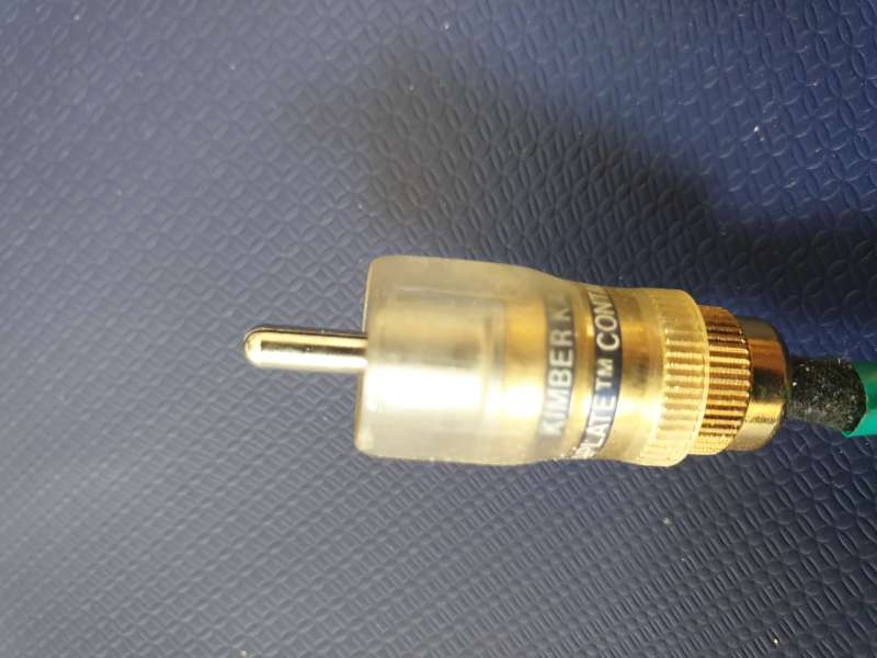 KIMBER PBJ /ULTRAPLATE IC kábel /high-end/