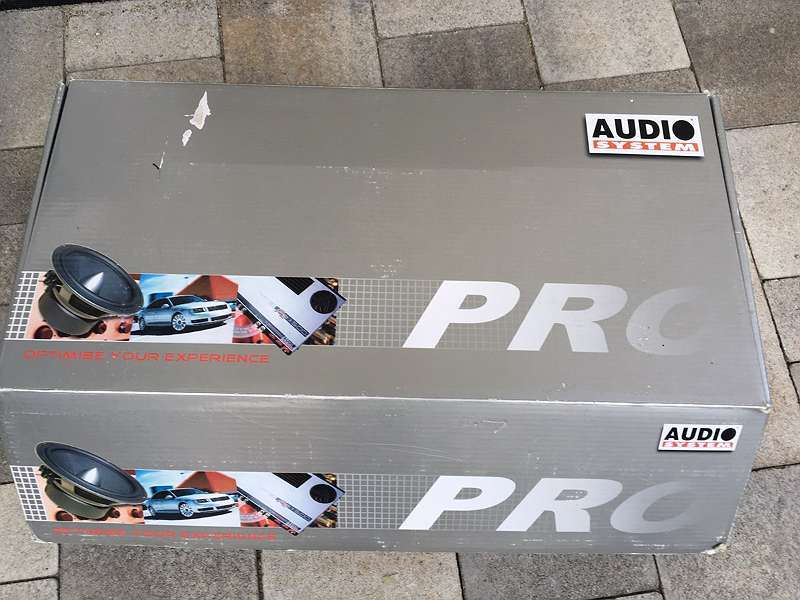 Audio System X-ion 200 Golf