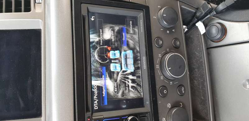 "Kenwood DNX5160BT 2Din-NAvi 6,2"" Multimedia"