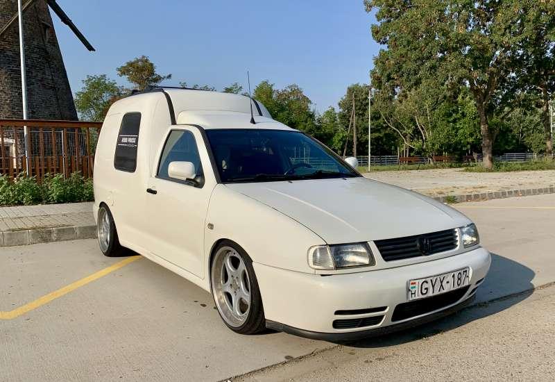 VW Caddy 1.9 sd