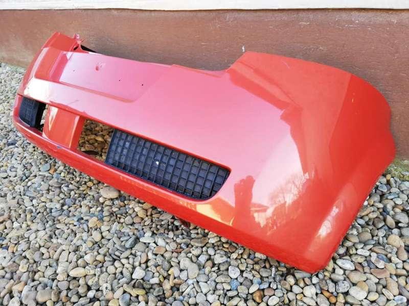 Renault Megane 2 RS hátsó lökhárító kipufogódob