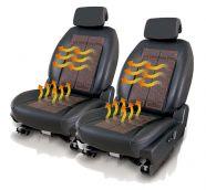 KIYO AWHL teflonszálas ülésfűtés 2 üléshez, 2 fűtési fokozattal, 12V