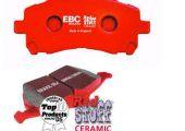 Focus RS  EBC első kerámia sportfékbetét 52.000.- ft
