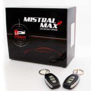 Mistral MAX2 T autóriasztó