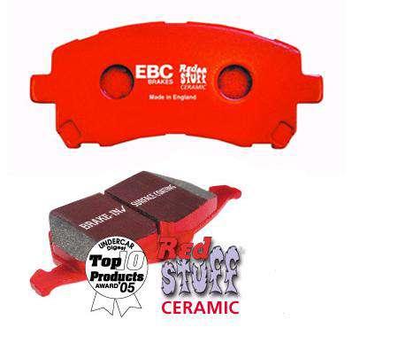 Focus RS EBC első kerámia sportfékbetét 50.000.- ft