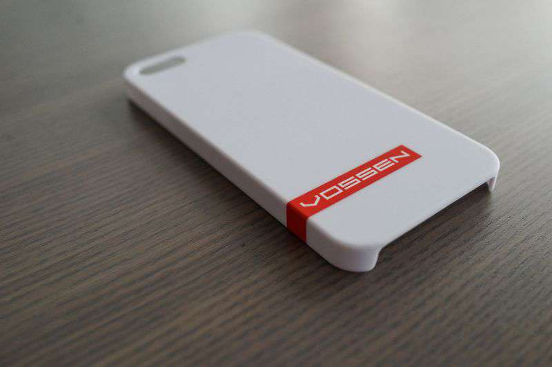 VOSSEN iPhone 5 tok - fehér