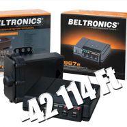 Beltronics 967e EURO beépíthető radardetektor (minden európai radarsávot érzékelő, rejtve beépíthető