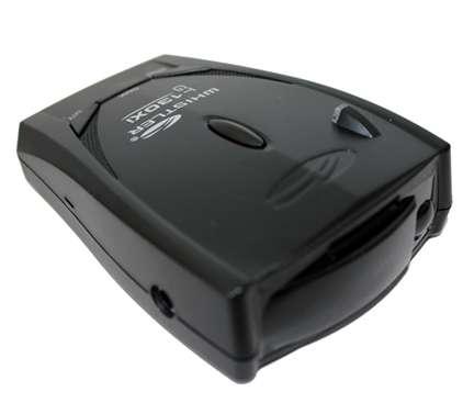 Whistler GT-130Xi radar- és lézerdetektor