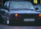 Egy perfekt BMW E30, semmi más.