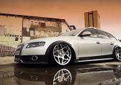 Hihetetlenül ott van a szeren: Audi A4 Allroad Quattro vs. 3SDM 20