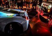 Reccsent az üvegszál: így zúzták le a widebody Ferrari 458 Italiát a SEMA Show után.