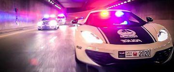 Nem, ez nem a Need For Speed: így fest a Dubaii szerv szupersport-rendőrautó flottája!