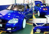 Ha a Volkswagen 2004-ben még gyártotta volna a Corrado-t, valahogy így nézhetett volna ki.