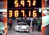 És igen, megvan: íme a világ legelső 5-másodperces Toyota Suprája!!