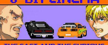 Commodore 64-en így nézett volna ki: Halálos Iramban, 8bites verzióban!