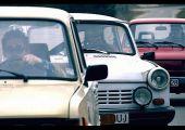 Nesze neked Furious 7: a lengyelek tanyasi verziója - Trabanttal, Kispolszkival - mindent visz.
