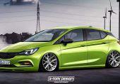 Sosem kop el? Így maximum az alja: Opel Astra K, nem kicsit másképpen.
