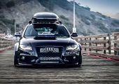 Készülj a hétvégére egy igazán nyári hangulatú Audi A4 B8-cal a nyugati partról, Kaliforniából!